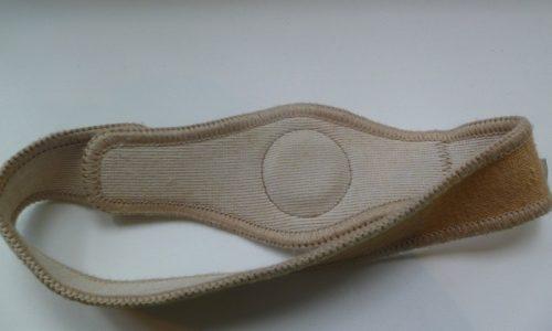 Пупочный пояс используют для предотвращения защемления грыжи