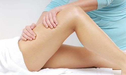 Правильно сделанный массаж помогает снять спазмы и напряжение в мышцах при онемении