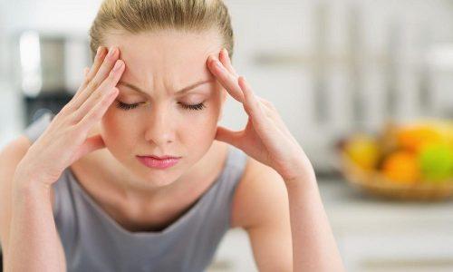 Болевые ощущения в области головы - признак грыжи