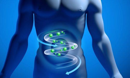 У больных появляются нарушения со стороны желудочно-кишечного тракта, в том числе повышенное газообразование, вздутие живота