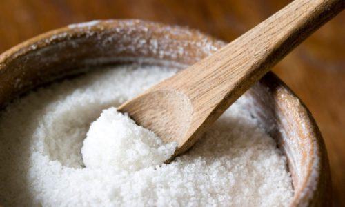 Соль используют для прогреваний