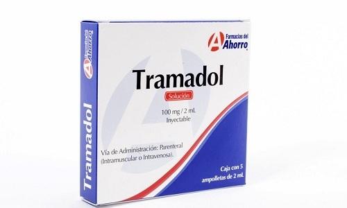 Препарат Трамадол обеспечивает быстрый эффект, что важно в период обострения грыжи