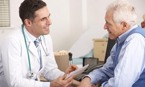 Если появились признаки пахово-мошоночной грыжи у мужчин следует пройти обследование у хирурга