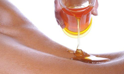С помощью медовой растирки удается поддерживать полученный посредством препаратов эффект
