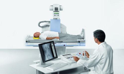 Рентген золотой стандарт в диагностике заболевания