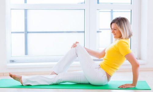 В период реабилитации необходимо выполнять рекомендованные врачом упражнения