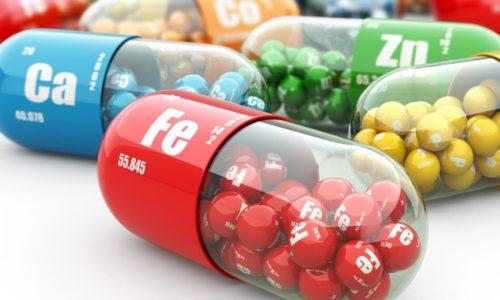 Прием витаминов обязательное условие для полного усвоения минеральных веществ и восстановления нервных волокон