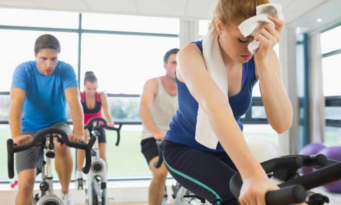 Повышенные физические нагрузки - провоцирующий фактор возникновения грыжи