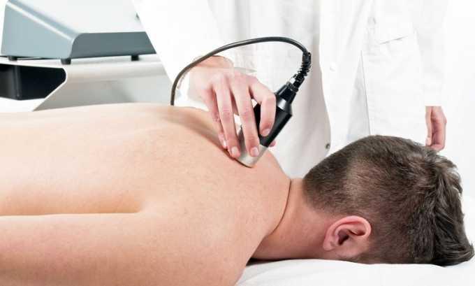 Метод лазеротерапии при протрузии уменьшает боль в мышцах, стимулируя в них обменные процессы