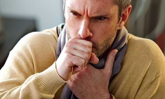 Частый сильный кашель может вызвать развитие грыжи