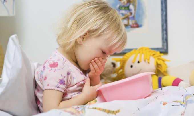 Рвота может стать причиной появления паховой грыжи