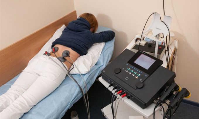 Комплекс физиотерапевтических процедур подбирается индивидуально для каждого пациента