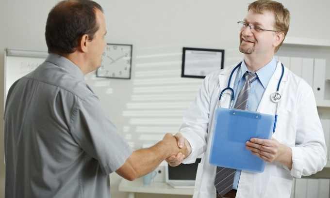 Диагностика бедренной грыжи включает в себя обязательный осмотр человека