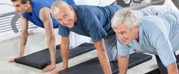Лечебные и профилактические упражнения при паховой грыже у мужчин