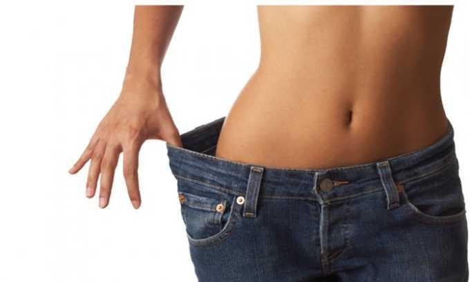 Причиной слабой стенки брюшины может быть в результате быстрого похудения