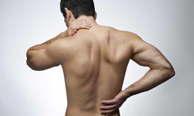 После удаления грыжи позвоночника может развиться эпидурит, который проявляется болевым синдромом в позвоночнике