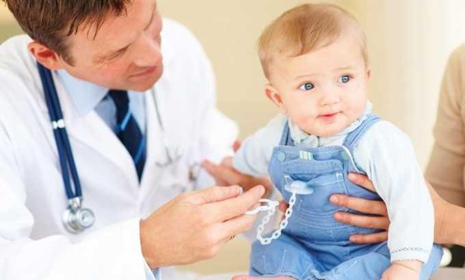 Использовать бандаж следует при развитии синдрома короткой шеи
