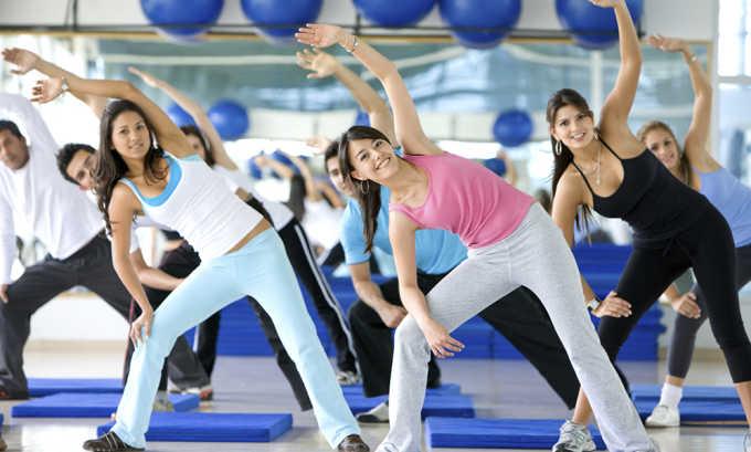 Мышцы должны находиться в хорошем тонусе, поэтому в целях профилактики грыжи необходимо взять за привычку регулярно заниматься спортом