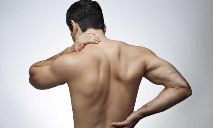 При возникновении боли в спине занятия нужно сразу же прекратить