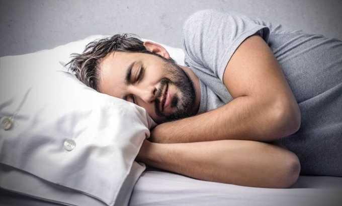 В период восстановления мужчина должен отдыхать не менее 9 часов в сутки