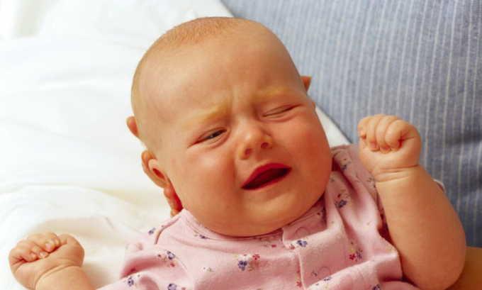 Спровоцировать появление грыжевого выпячивания может часто повторяющееся повышение внутрибрюшного давления, возникновение которого может быть связано с проблемами пищеварения, запорами, продолжительным плачем и пр