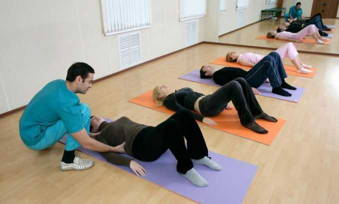 ЛФК поможет избавиться от боли в спине и поддерживать позвоночник в тонусе