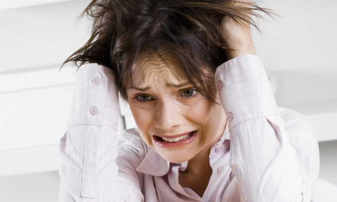 Вреден постоянный стресс, вызывающий сужение сосудов