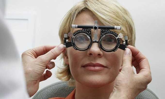 Упражнения Дикуля помогают не только улучшить состояние при грыже, но и восстанавливают зрение