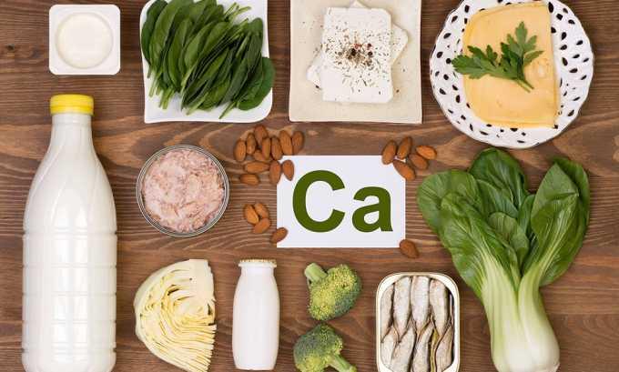 При наличии межпозвоночной грыжи диетические рецепты обязаны содержать в себе продукты богатые кальцием