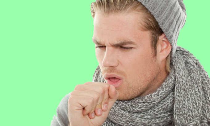 Сильный кашель может стать причиной грыжи желудка