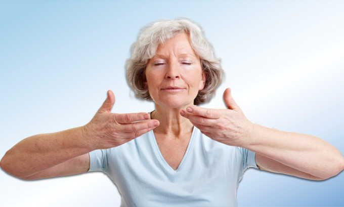Дыхательная гимнастика применяется в комплексе мер для борьбы с грыжей белой линии живота