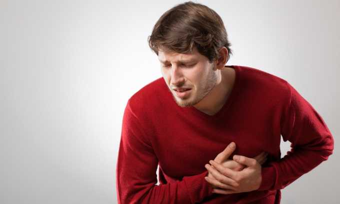 Острая недостаточность деятельности сердца является противопоказанием к проведению операции по удалению грыжи