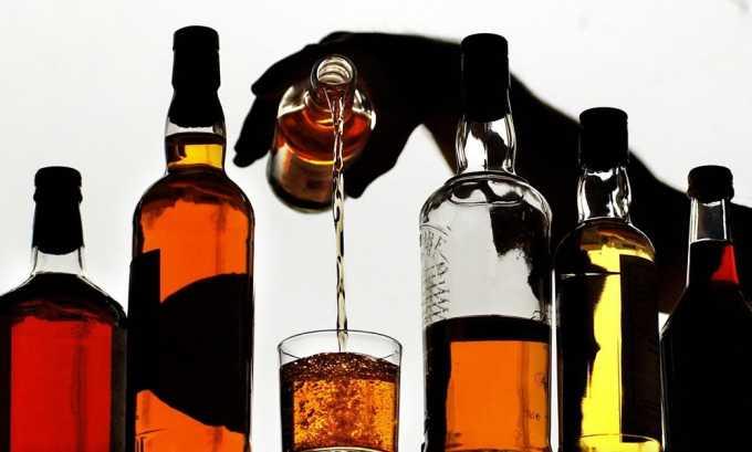 Алкоголь нельзя употреблять при грыже позвоночника поясничного отдела