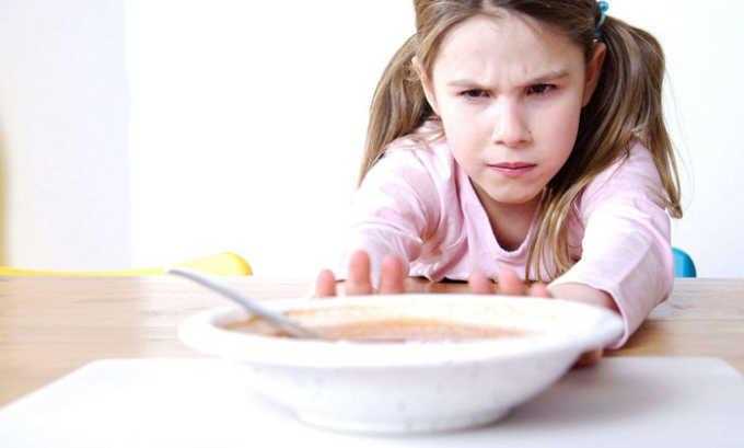 Пропадает аппетит при ретроградном ущемлении