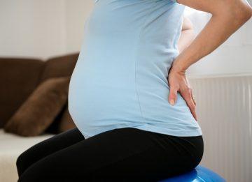 Течение беременности при межпозвоночной грыже