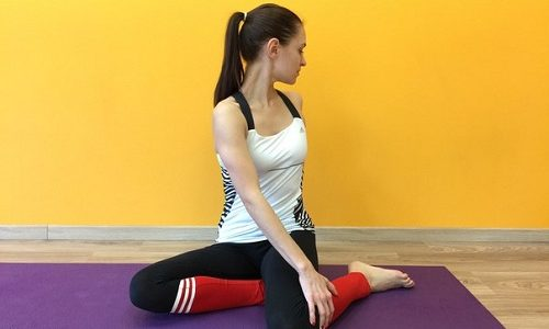 При постреципрокной релаксации пациент должен совершать активное сокращение мышцы антагониста максимального объема без помощи доктора