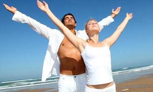 Лечение грыжи пищеводного отверстия диафрагмы без операции обязательно включает в себя дыхательную гимнастику