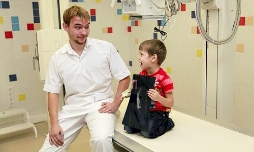 Самым доступным обследованием шейного отдела позвоночника является рентгенография