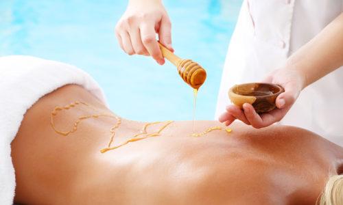 Врач может рекомендовать медовый массаж