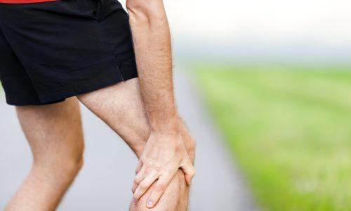 Если появилась боль в ноге, причиной служит выпячивание пульпозного ядра диска между позвонками в поясничном отделе