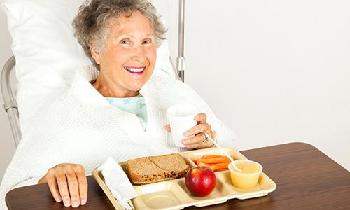 В послеоперационный период назначается лечебная диета