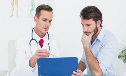 Врач должен исследовать историю предыдущих болезней и узнать наличие у пациента аллергической реакции на введение анестетиков