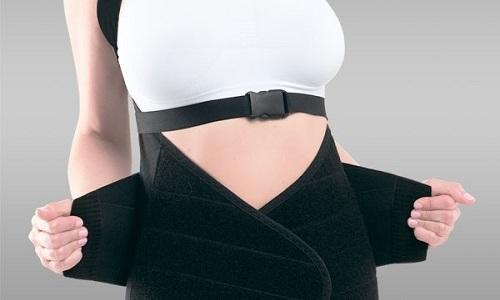 Если врачом рекомендовано использование специального корсета, необходимо соблюдать время его ношения