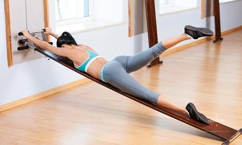 Упражнения на доске Евминова можно делать при грыже позвоночника